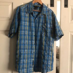 Marmot button down casual shirt